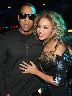 Jay z and beyonce age gap
