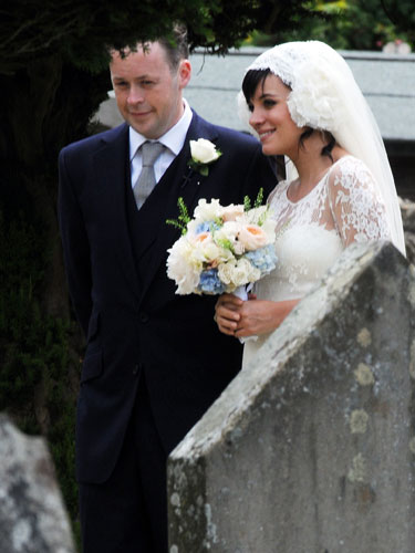 lily allen and sam cooper celebrity weddings