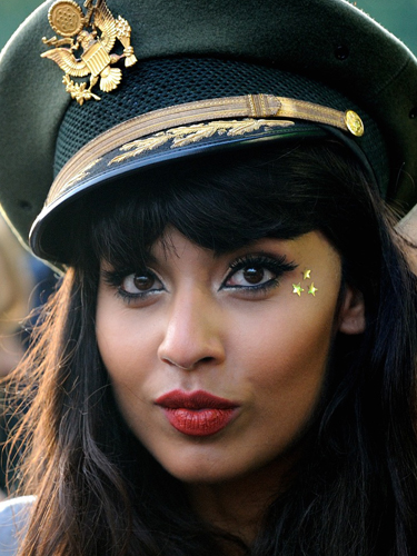 Jameela Jamil Calls For Body Confidence Education To Be On: Festival Makeup