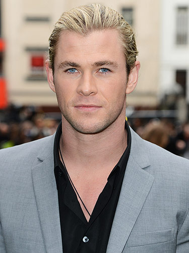 Chris Hemsworth vs. Li...