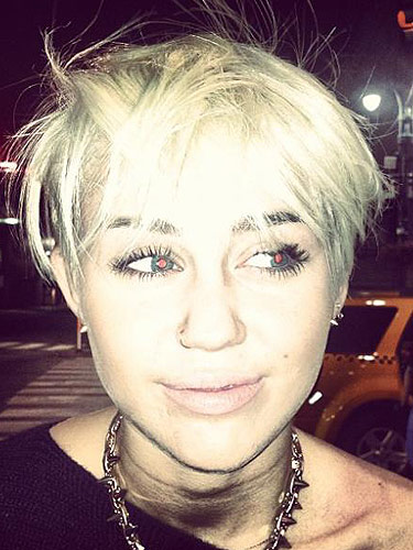Fabulous Celebrity Hairstyles Miley Cyrus Best Hairstyles Ever Short Hairstyles For Black Women Fulllsitofus