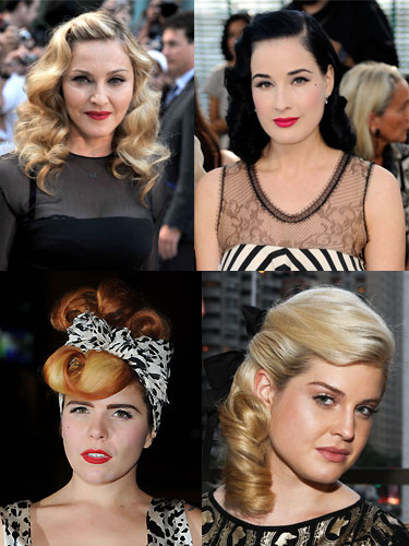 Amazing Retro Hairstyles To Recreate Hairstyle Inspiration Daily Dogsangcom