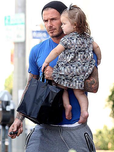David Beckham Underwear H  M >> David Beckham's sexiest pics