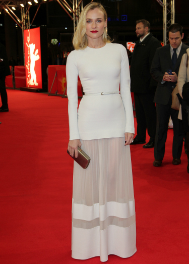 Celebrities in white celebrity fashion and style Celeb style fashion uk