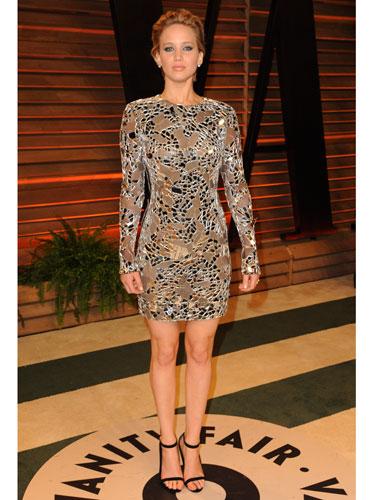 Jennifer Lawrence Red Carpet 2014