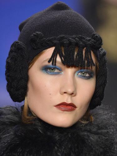 Strange New Hair Makeup And Beauty Trends For Autumn Winter 2014 Short Hairstyles For Black Women Fulllsitofus