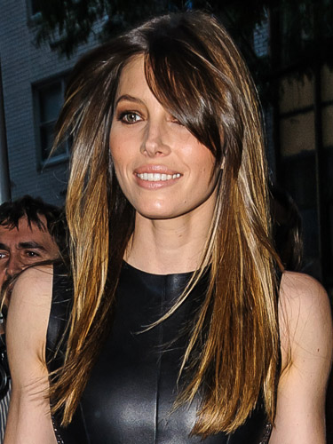 Cool Celebrity Fringes From Sweeping To Face Framing