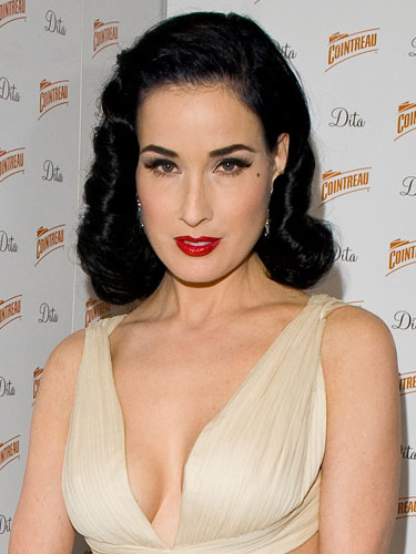 Dita Von Teese Without Makeup - Mugeek Vidalondon