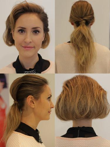 Pleasant Video New Season Hairstyles To Try Short Hairstyles Gunalazisus