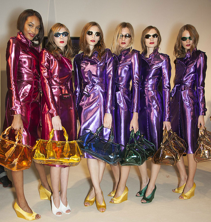 See Right Through You: The Perspex Trend