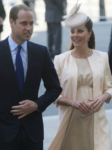 Watch Live Kate Middleton Prince William Leave Hospital