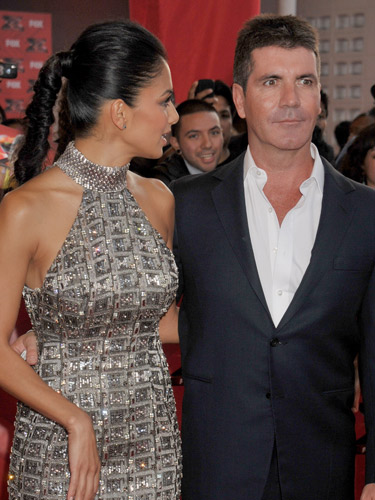 nicole scherzinger and simon cowell relationship