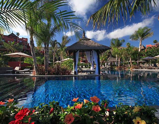 Asia gardens hotel thai spa review holidays in costa - Hotel benidorm asia garden ...