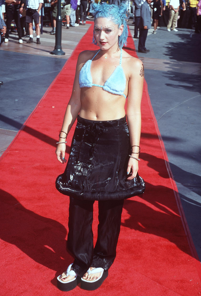 90s Gwen Stefani Is So On Trend For Spring Fashion News
