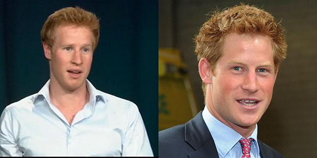 Meet fake Prince Harry: the lookalike who fooled ...