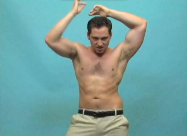 Watch Matt McGorry audition for Magic Mike 2 and be amazed ...