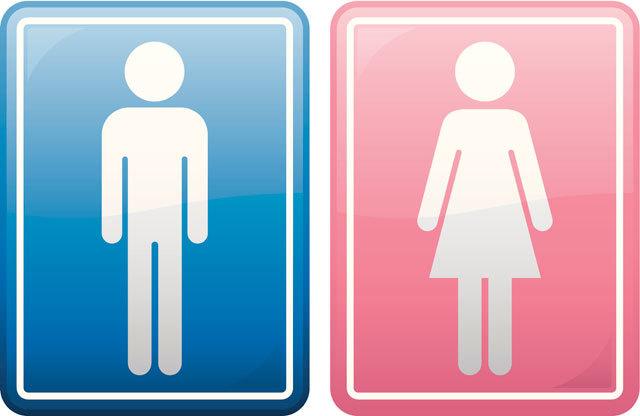 Bathroom Sign Boy Girl girls bathroom signs - best bathroom 2017