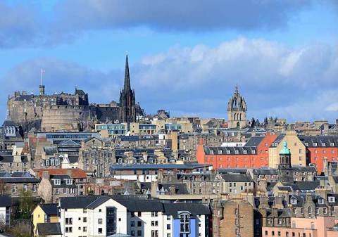 Cosmo Readers Recommend Edinburgh