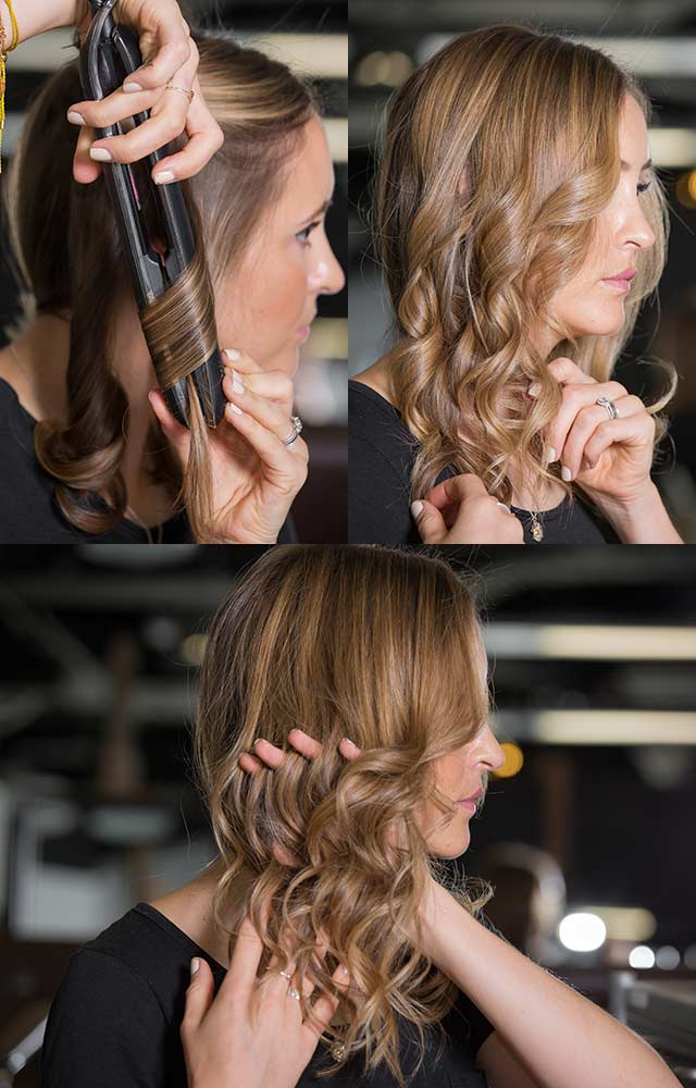 9 Ways To Use Straightening Irons New Hairstyles Using