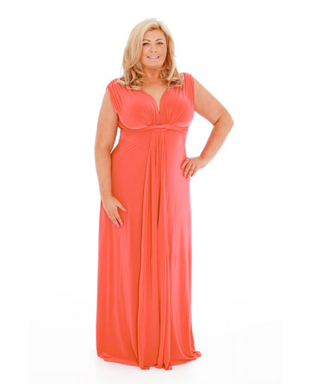 Gemma Collins Designs A Range Of Maxi Dresses