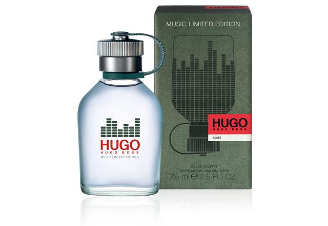 Hugo Music Man Limited Edition Fragrance