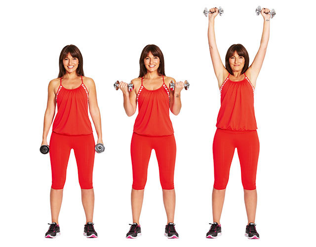 body davina: workout super