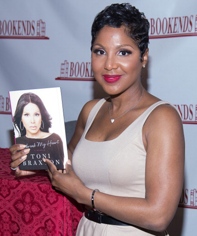 Toni Braxton Thinks Her Son's Autism Is Punishment For Her