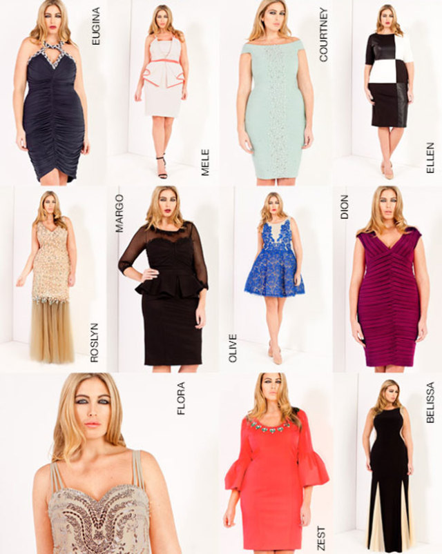 plus length dresses houston